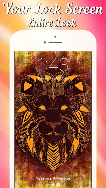 Lockscreen Wallpapers - Custom HD Wallpaper Themes