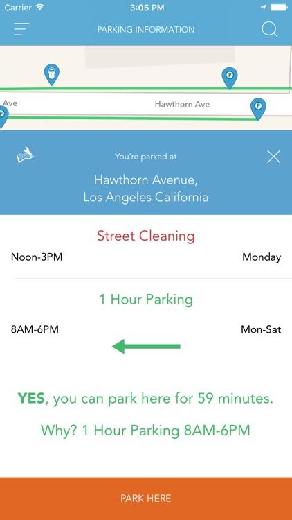 ParkParkGoose Parking & Alerts screenshot-3