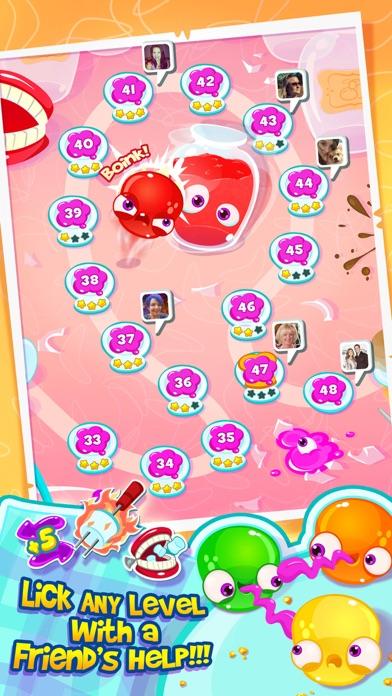 JIGGLE WATTS -JELLY MATCH GAME screenshot four