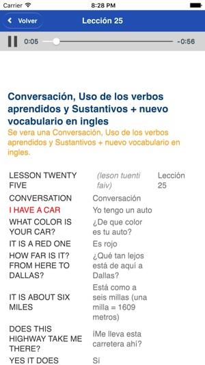 Curso Completo de Inglés on the App Store