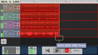 MultiTrack DAW Screenshot 3