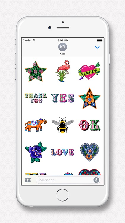 The Official Liberty London Patch it App