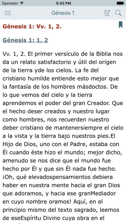 Estudios Bíblicos Cristianos: Comentario y Biblia