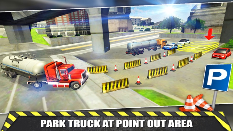 Trucker - Driving & Parking Simulator 3D