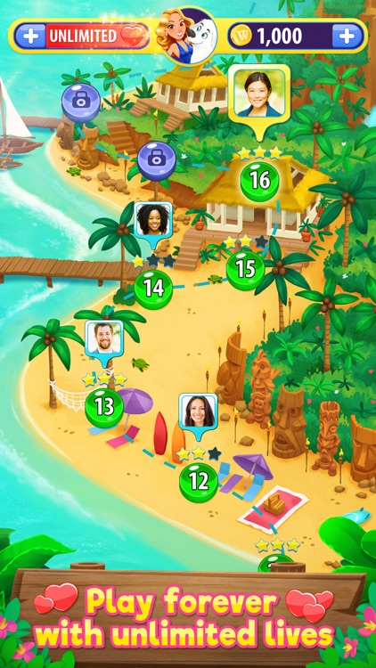 Wheel of Fortune PUZZLE POP screenshot-3