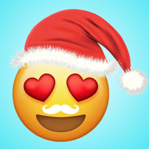 Holiday Emoji - 2015 Winter & Christmas Emojis & Stickers