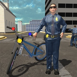 Police BMX Rider: Crime