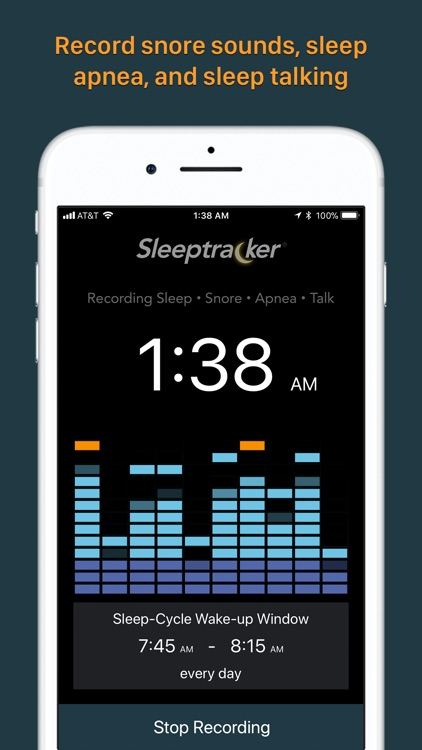 Sleeptracker® 24/7 screenshot-3