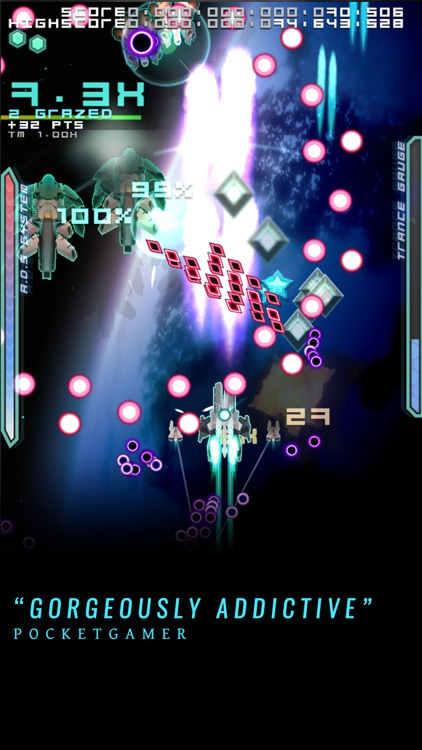 Danmaku Unlimited 2 - Bullet Hell Shmup screenshot-0
