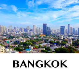 Bangkok - holiday offline travel map