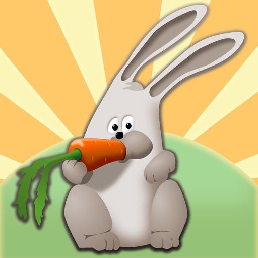 bunny run escape - маленький белый кролик игры