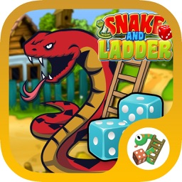 Snake and Ladder : Games for Kids