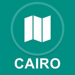 Cairo, Egypt : Offline GPS Navigation