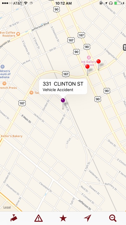 Lafayette Traffic screenshot-4