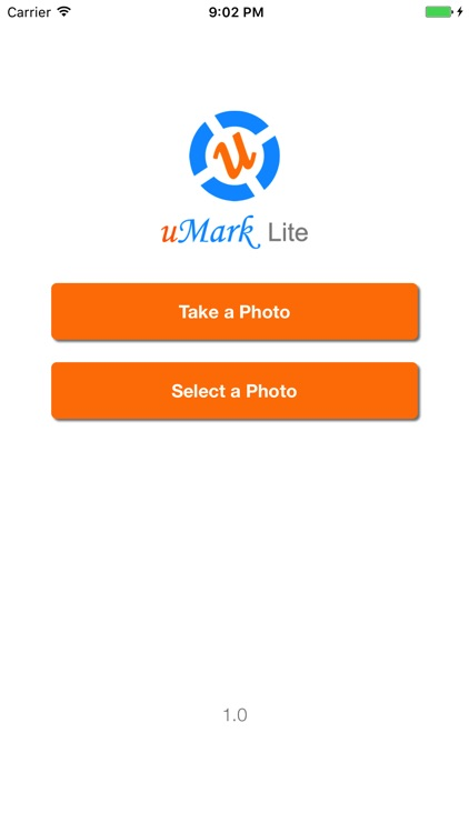 uMark Photo Watermarker Lite screenshot-0