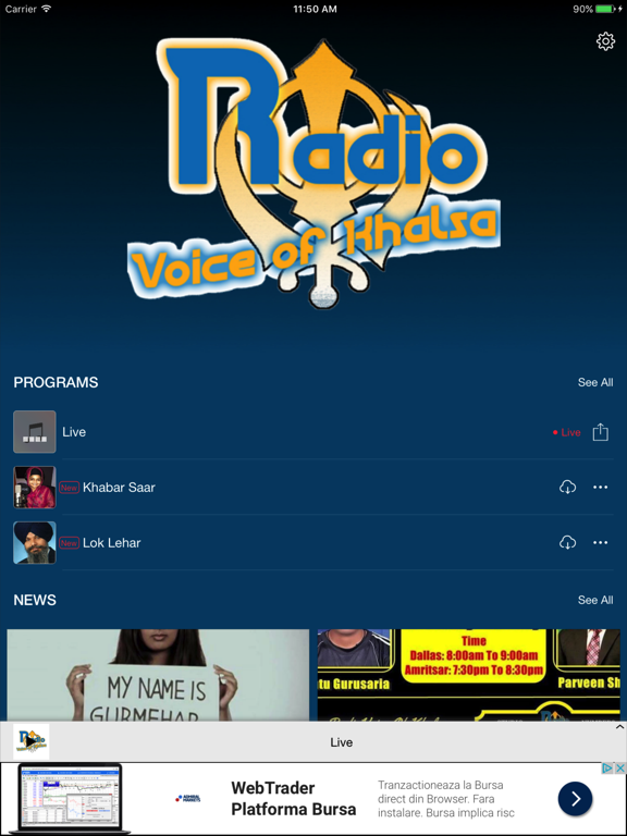 Voice of Khalsa Radio | App Price Drops