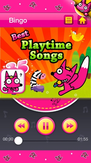 35 Playtime Songs on the App Store