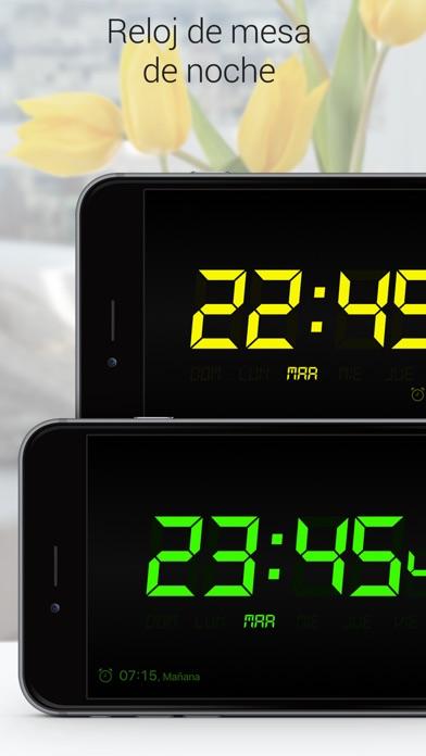 Screenshot for Reloj despertador para mí in Dominican Republic App Store