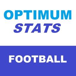 Optimum Stats : Football Statistics
