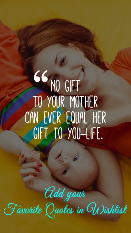 Happy Mother's Day Quotes screenshot-3
