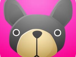 French Bulldog Sticker Pack-Cute Emoji Dog