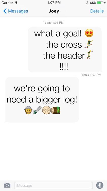 Two-Stick: Portland Timbers Messenger