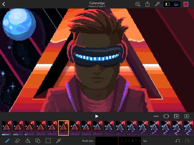 Pixaki – Pixel art studio