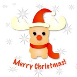 Rudolf - Christmas Emoji