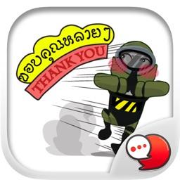 EOD!!! Stickers & Emoji Keyboard By ChatStick