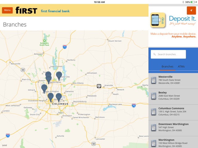 First Financial Bank Mobile On The App Store