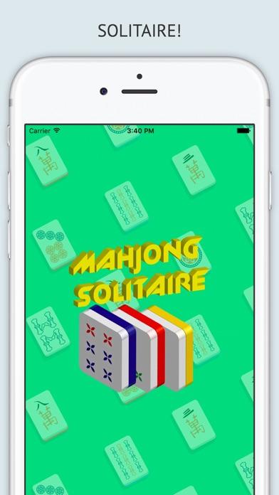 1001 Deluxe Majong Solitaire Card Journey Master Screenshot
