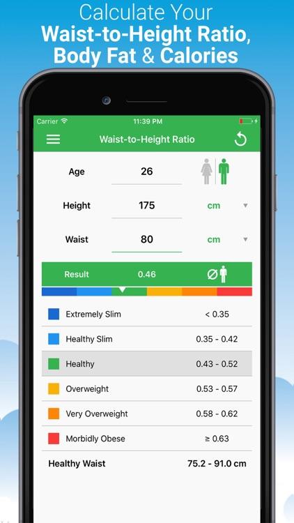 BMI Calculator- Weight Tracker