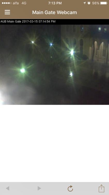 AUB Mobile screenshot-4