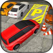 停车场-ING城市实时交通信息研究所3D驾驶