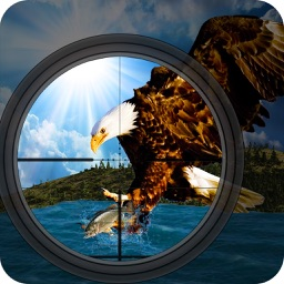 Wild Eagle Hunter 2017: Bird Sniper Shooting Game