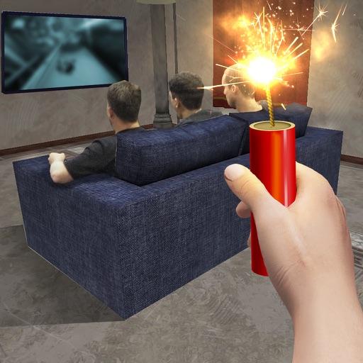 VR Bang Petard 3D New Year