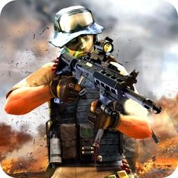 Modern Sniper Commando Action