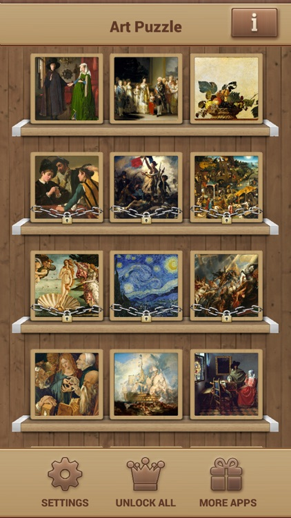 Art Jigsaw Puzzles screenshot-1