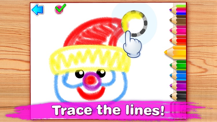 DRAWING for Toddlers and Kids. Learning Games Free