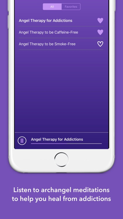 Angel Therapy for Addictions - Doreen Virtue screenshot-0