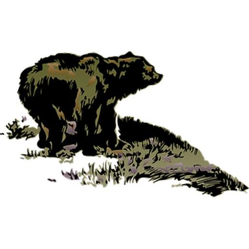 熊貼紙包!