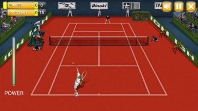 Tennis Open Championship - 3D Tennis Game