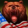 与弓狩猎的美国模拟器:狩猎游戏FPS