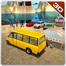 Activities of Offroad Van Driving Simulator & 3d driver duty