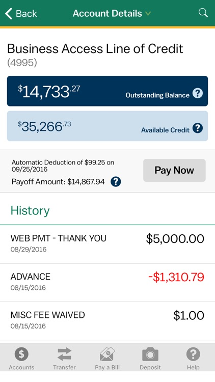 M&T Mobile Banking screenshot-3