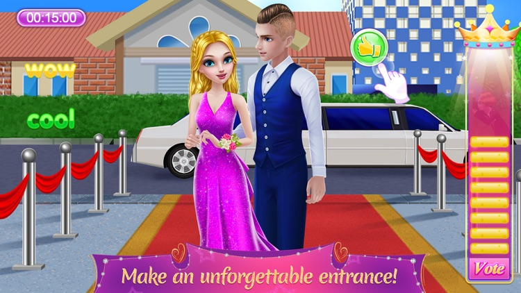 Prom Queen Girl - Date Night screenshot-4