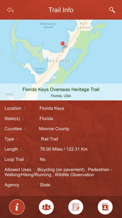 Florida State Parks, Trails & Campgrounds screenshot-3