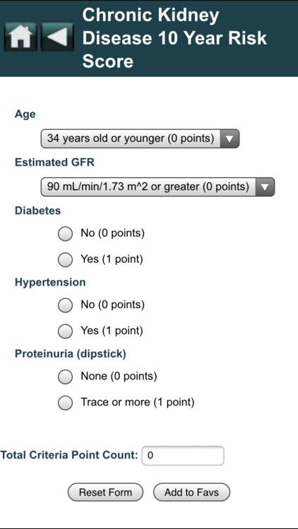 EBMcalc Kidney screenshot-3