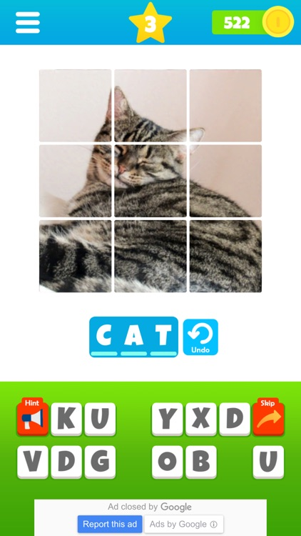 Flip the Pictures - Puzzle games guess the word