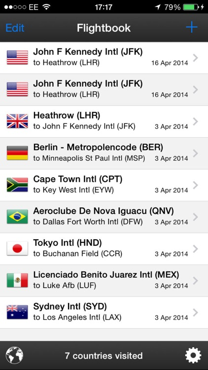 mi Flight Tracker Free - Live status and tracking screenshot-3